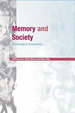 MEMORY AND SOCIETY - NILSSON, LARS-G÷RAN (EDT)/ OHTA, NOBUO (EDT) - NEW PAPERBAC