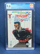 Night Thrasher #11 Vol 1 Comic Book - CGC 9.6