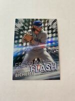 Bo Bichette Freshman Flash 2020 Topps Chrome