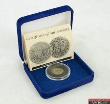 Authenticated King Sigismund III Vasa Three Polker Silver Coin Poland 1587-1632