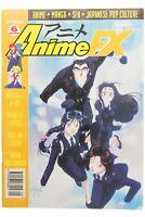 Anime FX 6 September Sailor Moon Ranma 1/2 Sentai Dragonball Z Taiho Manga