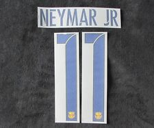 Original 2015-2016 Barcelona FC NEYMAR JR Flock für NIKE Away Trikot NEU
