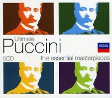 Various Artists - Ultimate Puccini / Various [New CD]