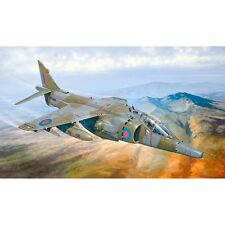 "Italeri 1278 Harrier GR.3 ""Malvinas"" 1/72 escala kit plástico modelo"