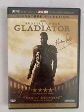 Ridley Scott Gladiator (2000) 2-Disc Widescreen Dvd, Russell Crowe, Like New