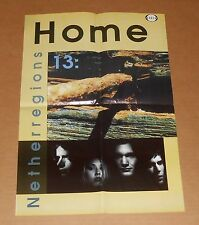 Nether Regions 13: Home Poster Original Promo 12x18 Rare