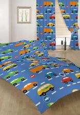 Mobiliario y decoración infantil, vehículos de color principal azul