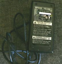 Epson Power Supply PS-170 AC Adapter Cord Charger M122A 24V