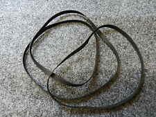 2 plana Correa Correa para tape CD usw 46,5 x 0,4 x 3,0 mm
