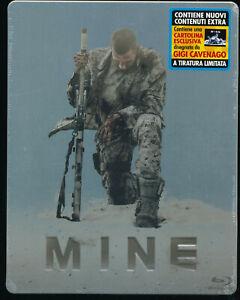 EBOND Mine BLU-RAY edizione limitata Steelbook D285002