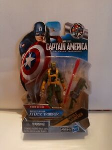 Captain America The First Avenger movie series 15 Hydra Attack Trooper