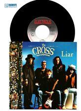 "The Cross - Liar - German 7"" inch vinyl single. Perfect condition NM/NM QUEEN LP"