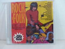 CD Sampler Rock & Folk 2 PLACEBO GRAND FUNK LOU REED EMILIE SIMON LAGRANGE MCRAE