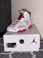 Nike Air Jordan Retro 6 'Hare' | CT8529-062 | Size 11 | IN-HAND, READY TO SHIP!