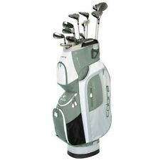 Cobra Womens Fly-XL Complete Golf Set Cart Bag Graphite Shaft Right Hand - Olive