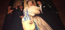 Claire Foy The Crown Actress Hand Signed 11x14 Autographed Photo w/COA