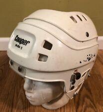 VTG Cooper SK600 600 S Hurling Hockey Helmet Size Small White