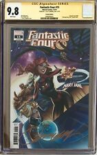 """Fantastic Four #15 Campbell """"Mary Jane"""" Variant CGC 9.8 SS"""