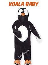 Koala Kids Penguin Halloween Costume Size 3/6 Months **NEW W/ TAGS** Soft Plush