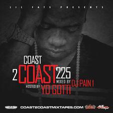 Yo Gotti, The Blackout Squad - Coast 2 Coast 225 [New CD]