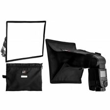 Universal Portable Mini Softbox for Hotshoe Flash Guns | 20x30cm | Life Of Photo