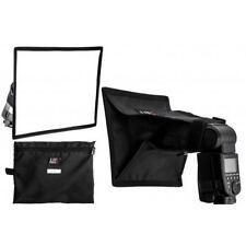 La vie de photo universel 20x30cm Portable Mini Softbox pour griffe flash Guns