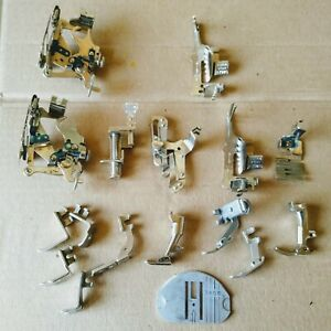 17pc Singer Sewing Machine Attachments