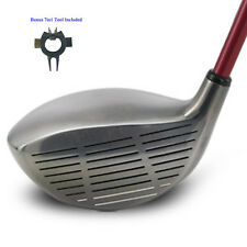 Ionic TI ion Fusion Golf Hardcoat 10.5 Degree Driver Golf Club - Regular