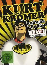 "KURT KRÖMER ""KRÖM DE LA KRÖM LIVE..."" DVD NEU"