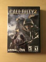 Call of Duty 2 PC CD-ROM [COMPLETE]