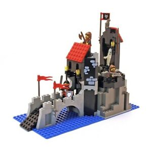 🐺 LEGO CASTLE 6075 Wolfpack Tower -100% Complete🐺