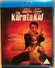 The Karate Kid Blu-ray 2010 Action Movie Remake with Jackie Chan + Jaden Smith