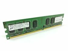 Micron 2GB PC2-6400 DDR2 800 240-Pin DIMM Desktop RAM MT16HTF25664AY-800J1