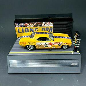 Hot Wheels Legends To Life Don Prudhomme The Snake 1:24 Scale Diecast Funny Car