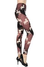3c2d047030e Womens Mauve Stallion Plus Size Leggings - 3X-5X