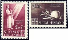 National Aid I Finland World War II 1943 Mint MNH Set