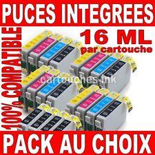 Cartouches d'encre non-OEM pour epson stylus série S SX D DX B BX T711 à T714
