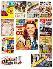 WIZARD OF OZ MOVIE POSTER PHOTO-FRIDGE MAGNETS