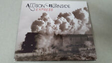ALLISON BURNSIDE EXPRESS >>   DIGIPACK, BLUES ROCK