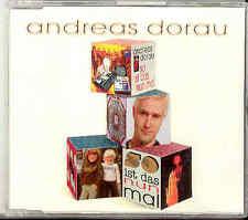 Andreas Dorau - So Ist Das Nunmal CDS Synth NDW