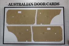 Mazda RX4 Coupe, 929 Coupe Door Cards. 1973-1977 Blank Trim Panels