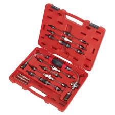 Sealey Diesel Engine Fuel Primer Priming & Bleeding Tool Kit - Male Female Ends