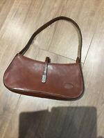Vintage Conte di Cavour - Genuine Italian Leather Hand Bag