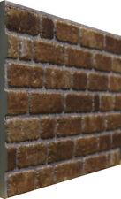 Backsteinoptik Klinkeroptik 3D Wandpaneele wandverkleidung steinoptik wanddekor