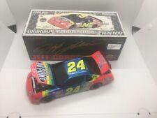 1997 JEFF GORDON 1:24 DUPONT #24 NASCAR WINSTON MILLION DIE-CAST STOCK CAR