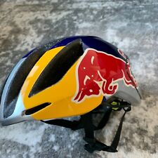 RED BULL ATHLETE HELMET - CYCLING - SIZE SMALL -SCOTT - BIKE - RARE