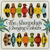 The Sheepdogs - Changing Colours [CD]