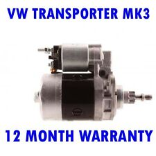 FITS VW Transporter mk3 mk III 1.6 1.9 2.0 2.1 1979 1980 - 1992 starter motor