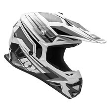 Vega VRX Motor Cross Cycle Helmet XS Black Venom Graphic Off Road 3437-011 New