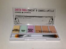 Hard Candy Sheer Envy Conceal & Correct Palette - 941 Light Medium/ Brand new!!